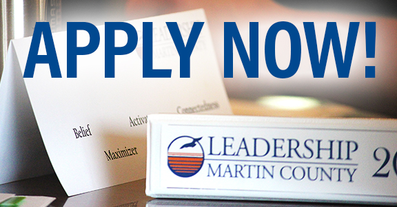 Apply now for Leadership Martin County!