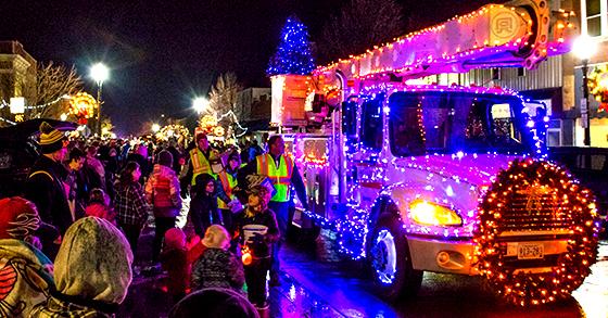 2018 Glows Parade Entries