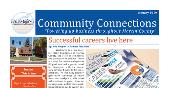 January 2019 Chamber Newsletter